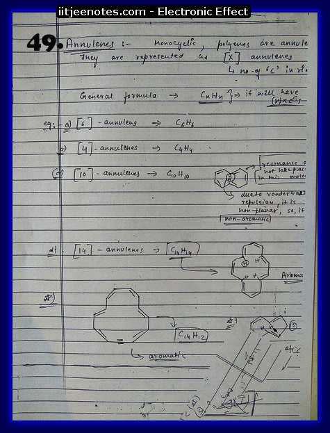 Electronic Effect chemistry4
