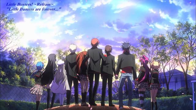 Wah Anime Satu Ini Juga Tidak Bole Dilewatkan Begitu Saja Karena Kisah Persahabatan Mereka Benar Sangat Menginspirasipelaku Utamanya Adalah Noe Riki