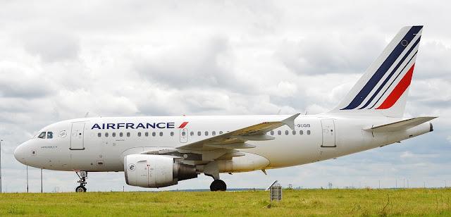 Air France Airbus A318 F-GUGB