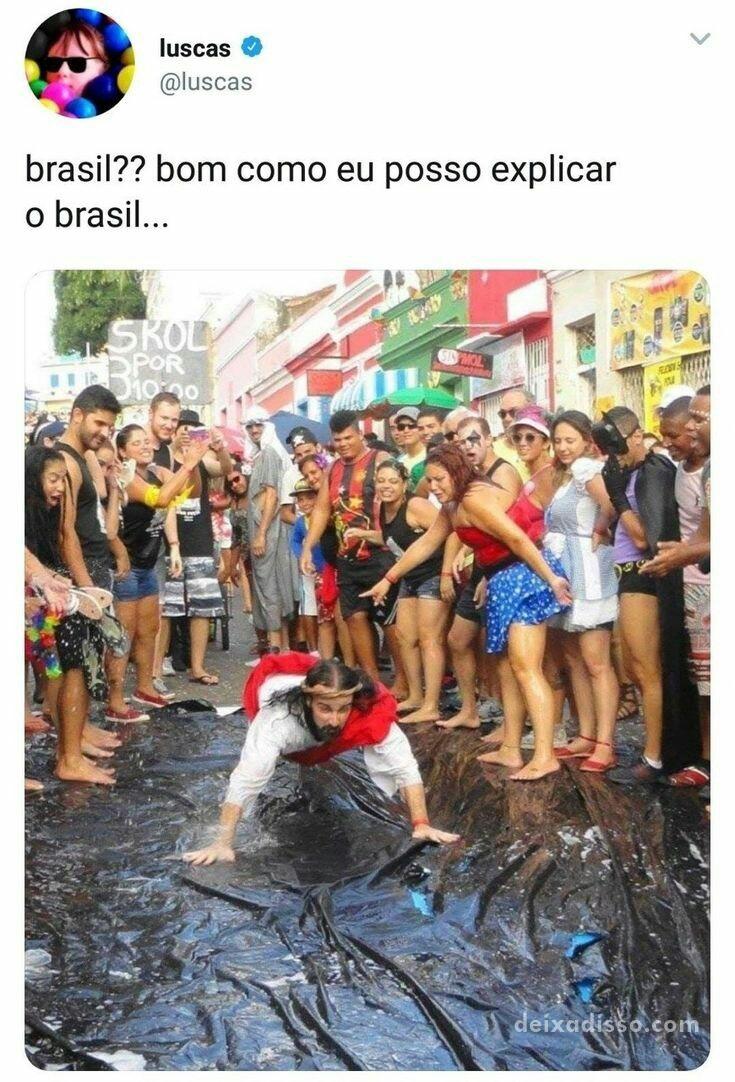 Como explicar o Brasil?
