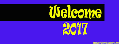 Welcome 2017 Facebook Cover Photo Download