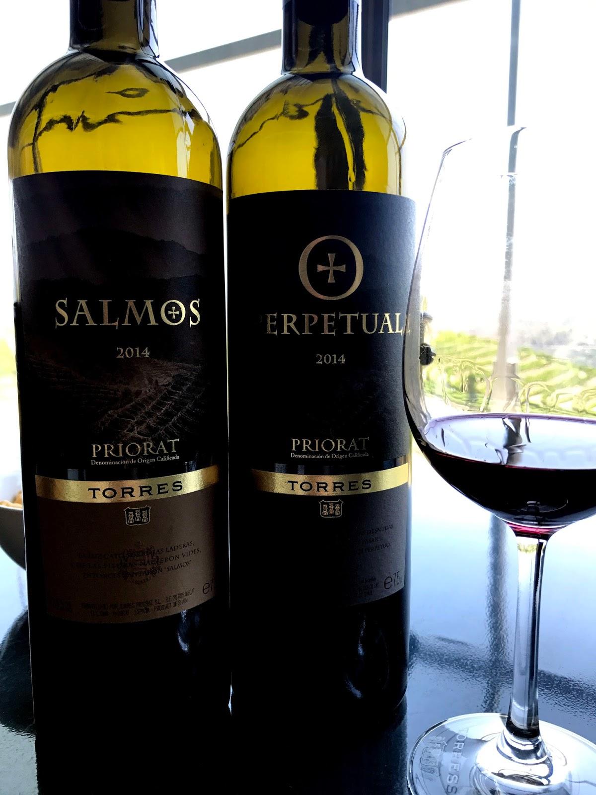 Stitch & Bear - Torres Priorat - Torres Salmos and Perpetual