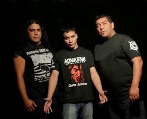 Aonikenk - Hombre del Sur - Metal Pesado - Home Facebook