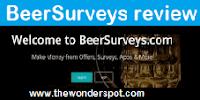 BeerSurveys – Get paid to task (GPT) site