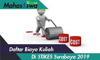 biaya kuliah stikes surabaya 2019