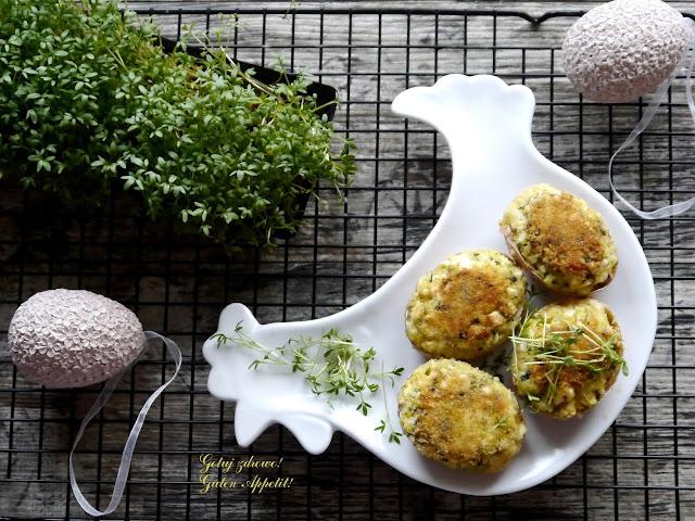 Zapiekane jajka faszerowane w skorupkach - Czytaj więcej »