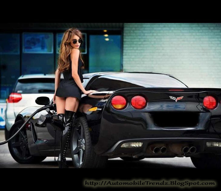 Automobile Trendz: Hot Girl With Hottest Car