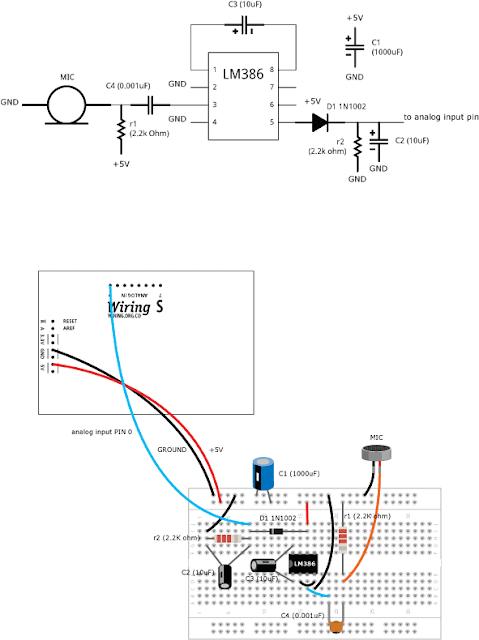 Motorola Desk Microphone : Motorola Wiring version 1.0 build