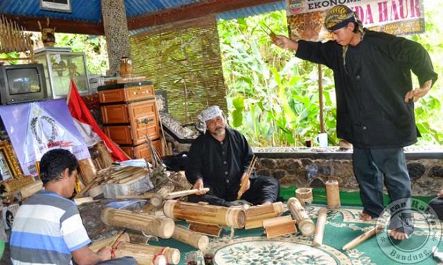 Kesenian Bangbaraan Mulai Tersingkir Blog Kota Bandung