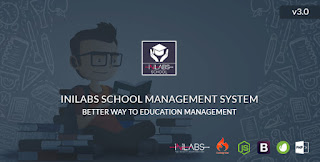 Learn Inilabs School Management System Nulled