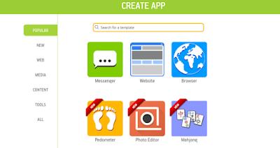 app builder software