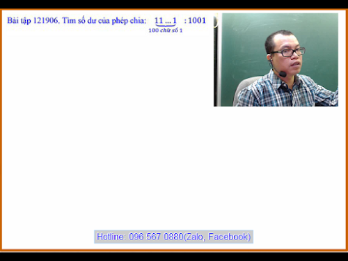 Bài tập 121906