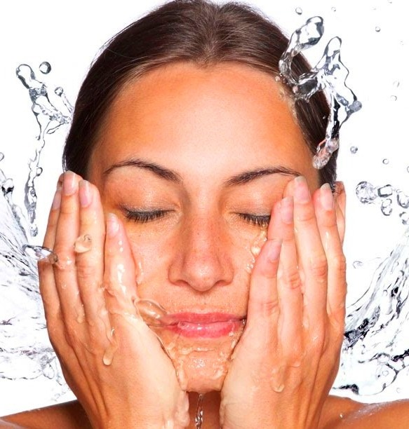ujian jenis kulit pelembap kulit