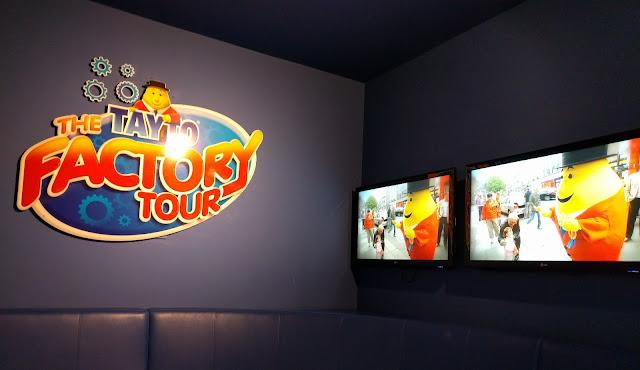 Tayto Park - Tayto Factory Tour