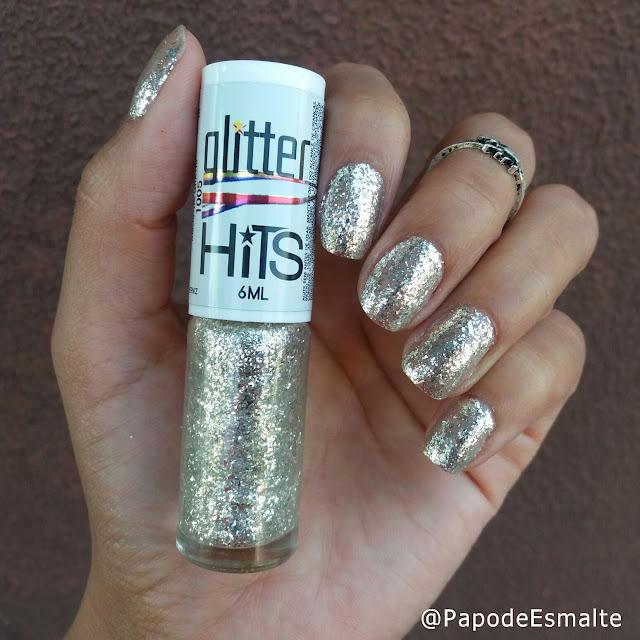Coleção Glitter Multichrome Hits Speciallità