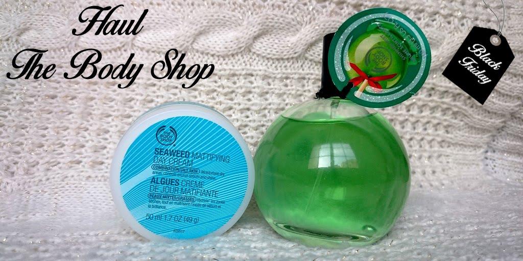 Haul The Body Shop Black Friday