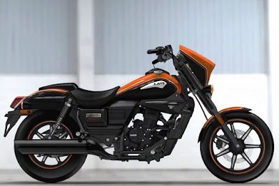 New 2016 UM Renegade Sport S side view Hd Images