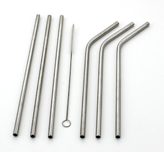 metal zicome straws