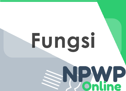 Fungsi NPWP Pribadi dan Perusahaan