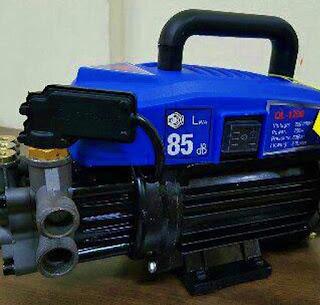 Mesin steam listrik H&L