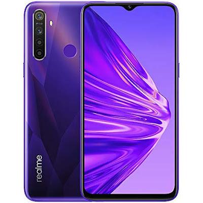 Realme 5 64 GB púrpura