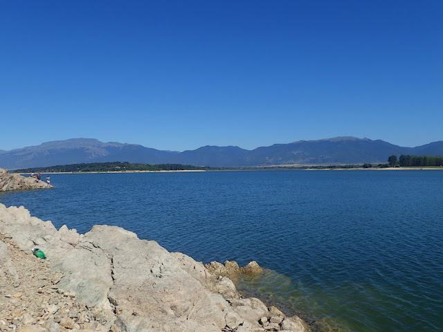 Bułgaria, poza wybrzeżem, ma też fajne jeziora i góry! (sierpień 2017)