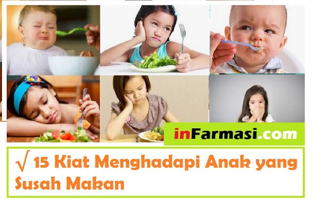 Tips Mengatasi Anak yang Susah Makan