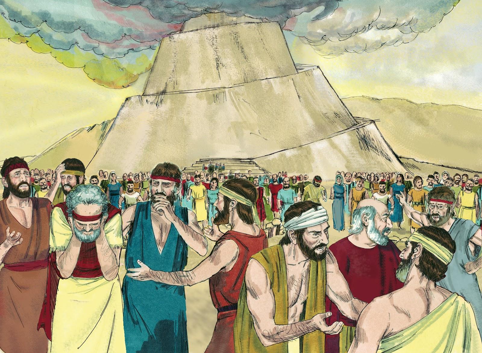 Bible Fun For Kids 1 4 Genesis Tower Of Babel