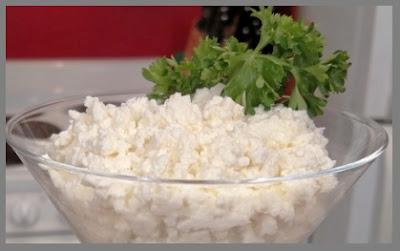 queso ricotta con vitamina B6
