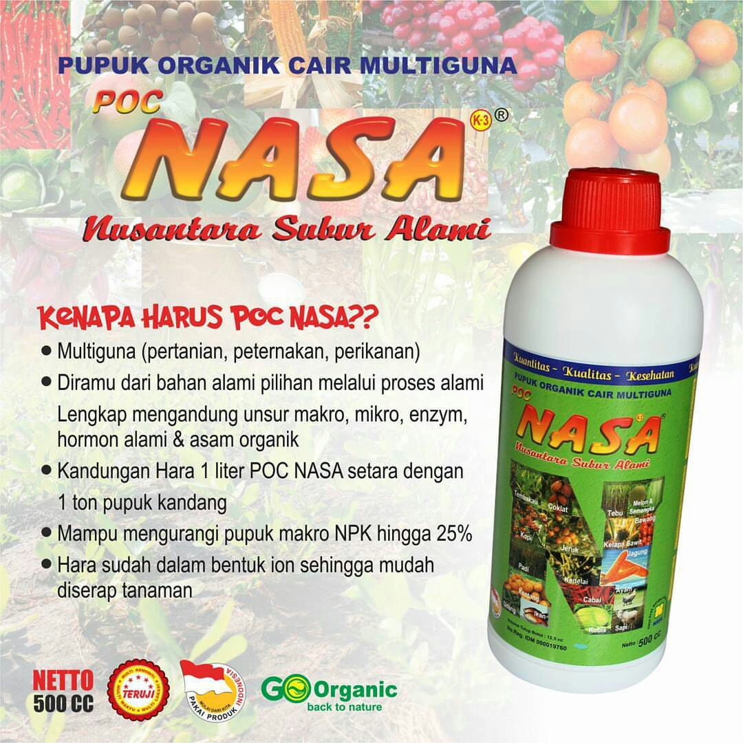 MANFAAT POC NASA