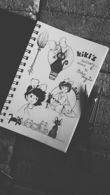 kiki's delivery service tattoo designs