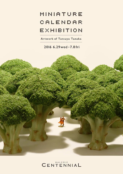 MINIATURE CALENDAR EXHIBITION 2016 OSAKA