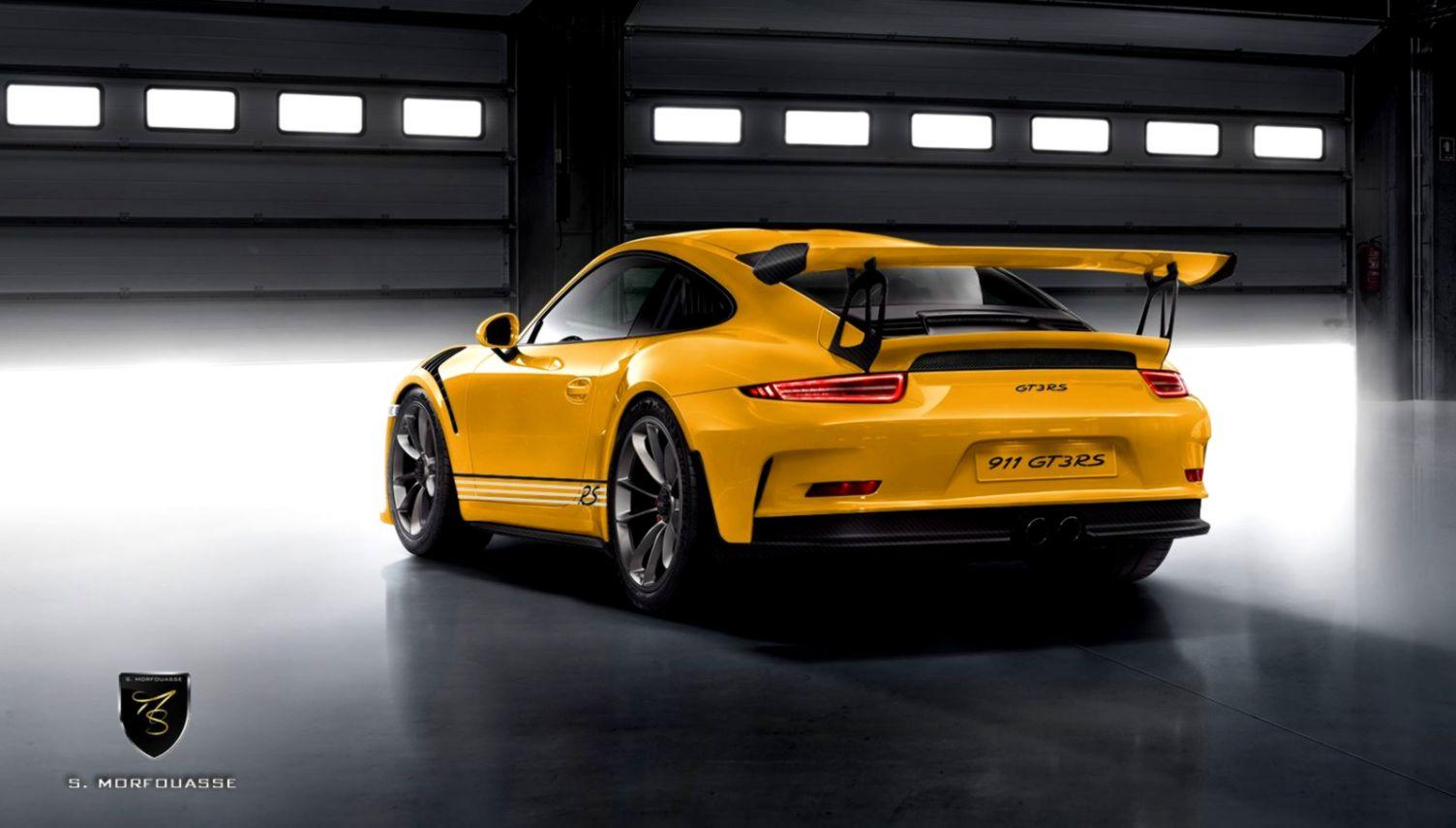 Porsche 911 GT3 RS by Porsche Exclusive Rendered autoevolution