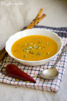 (pikantna zupa z dynii