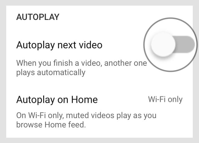 Cách tiết kiệm pin và dung lượng 3G 4G khi xem video trên Youtube bằng điện thoại