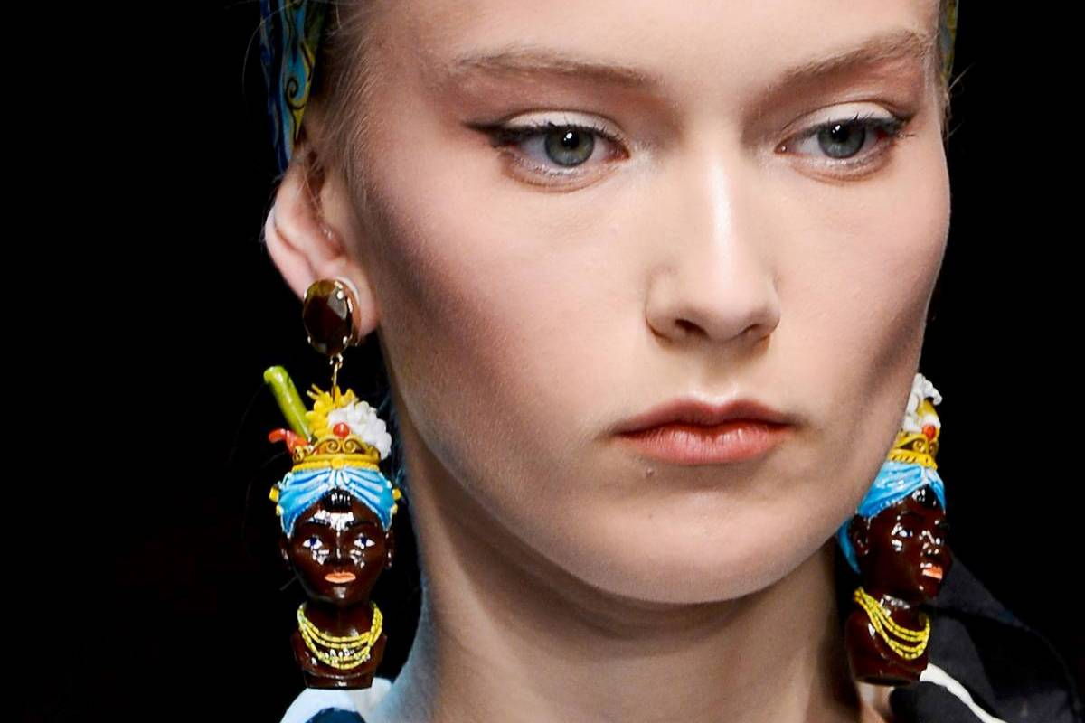 The Racial Stir Behind Dolce and Gabbana's 'Blackamoor' Earrings ...