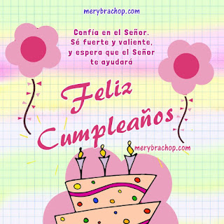 Feliz Cumpleaños Deseos Cristianos 1