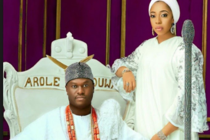 Ooni of Ife Breaks Silence on his collapse marriage