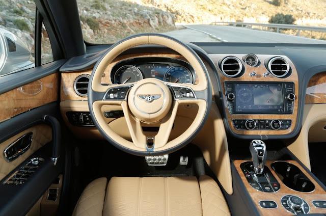 2015 Bentley Bentayga