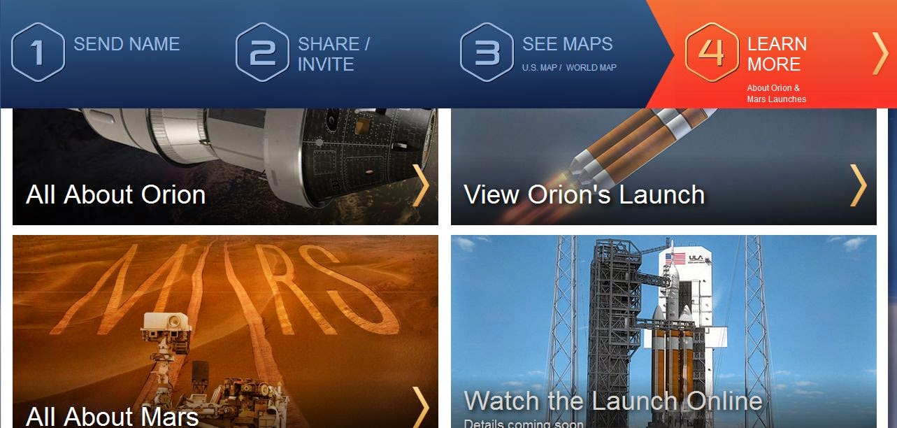 Megamisc: Send Your Name to Mars ...