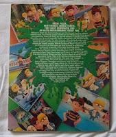 Earthbound - Manual / Guía oficial contraportada