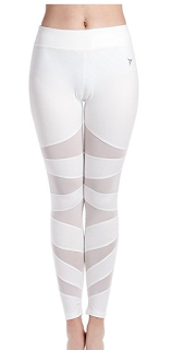 Sheer Mesh Legging