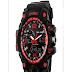 Relógio Masculino S-shock Skmei 1155 ORIGINAL analógico e digital resistente a água 50 metros