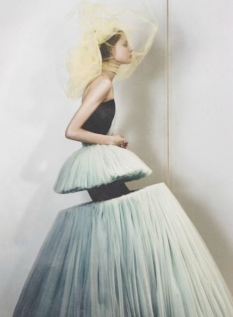 FadedWindmills-new post-latestpost-fbloggers-fashion-bblogger-beauty-lbloggers-lifestyle-art-high fashion-avand garde- cutting edge-hautecouture-Viktor&Rolf-springsummer-collection-fashion archives-tulle ball gowns- silhouette-high concept.