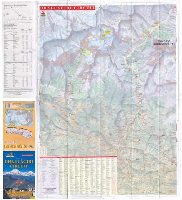 Dhaulagiri Circuit - 87 500