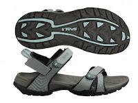 Perhatikan Alas Sandal