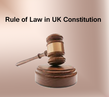Rule of law in UK