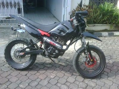 Honda CB Modifikasi