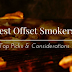 Top 10 Best Offset Smokers Reviews 2018 Guide