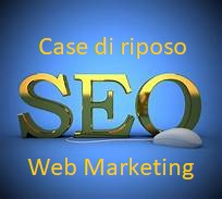seo case di riposo web marketing